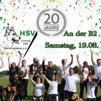 20 Jahre HSV Markkleeberg