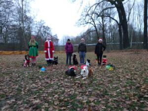 2018 Obedience Weihnachtstraining5