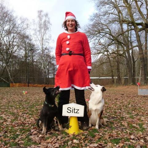 2018 Obedience Weihnachtstraining6